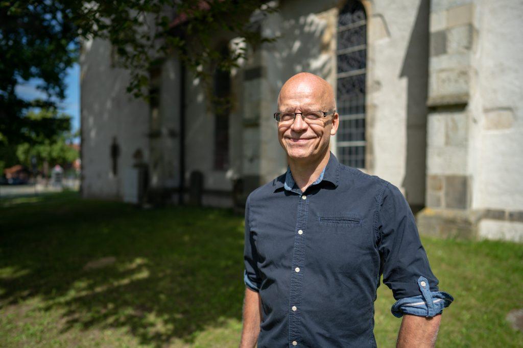 Portrait Matthias Kenzler