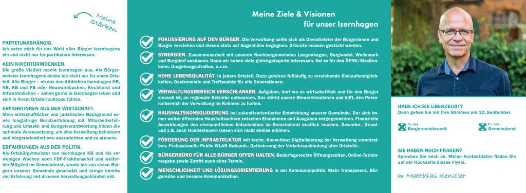 Matthias Kenzler - Flyer Seite 2